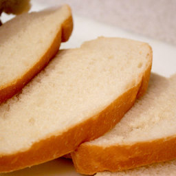 Basic Soft Bread Recipe (White or Wheat)