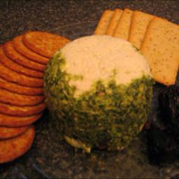 Basil Cheese Loaf