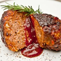 BBQ Meatloaf  (NuWave)