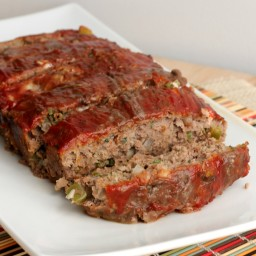 Becky's Meatloaf Dinner