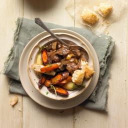 Beef and Mushroom Stew