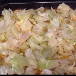 Beef and Summer Squash Casserole Low Carb