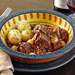 Beef Bourguignonne, From Williams-Sonoma Early Fall 2012