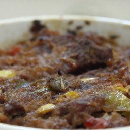 Beef & Onion tagen