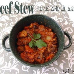 Jamie Cooks it Up Beef Stew