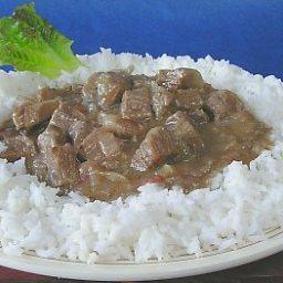 Beef Yvonne - Carbonon de boeuf
