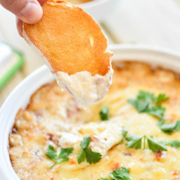 Beer Caramelized Onion Dip