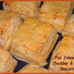 Beer/Cheddar/Sour Cream Biscuits