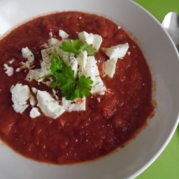 Beetroot Winter Soup