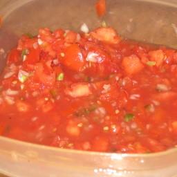 Belinda's Fresh Salsa