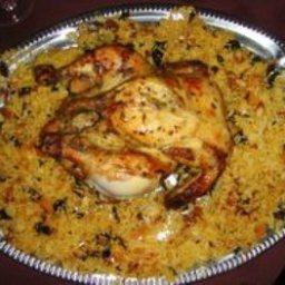Berber Fruited Rice