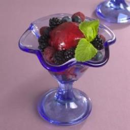 Berry Frozen Yogurt