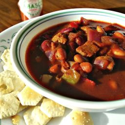 Best Damn Vegan Chili Ever