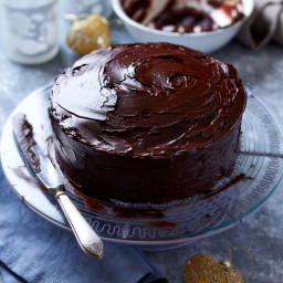 Best Ever Chocolate Cake (Seriously)
