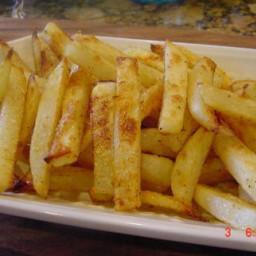 Best Oven Baked Fries & Potato Wedges