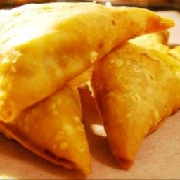 Best Vegetable Samosas