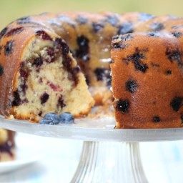 Best Ever Blueberry Coffee Cake Recipe