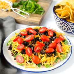 Best Taco Dip Recipe