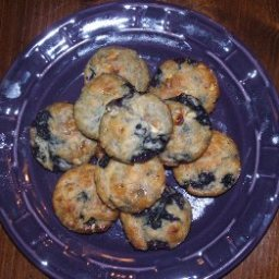 Bette's Blueberry Muffins