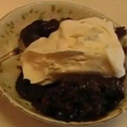 Betty's Bubbly Brownie Pudding