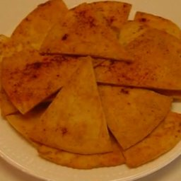 Betty's Spicy Flour Tortilla Crackers