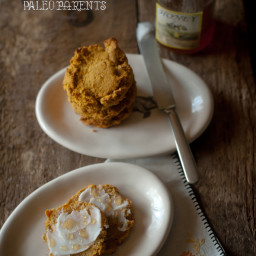 Beyond Bacon Recipe: Sweet Potato Drop Biscuits