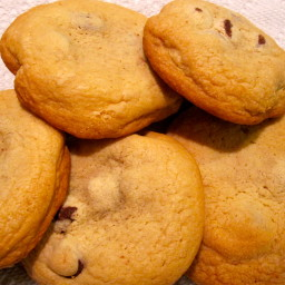 Big Fat Chocolate Chip Cookies