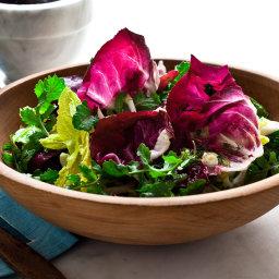 Bitter Herbs Salad