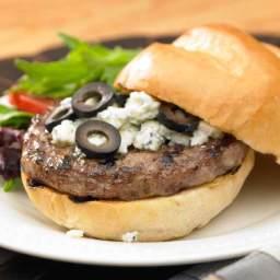 Black & Bleu Burgers