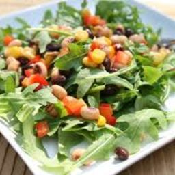 Black Eyed Peas Restaurant Salad