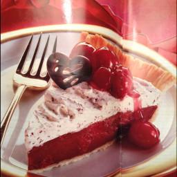 Black Forest Tart - Valentine's Day dessert