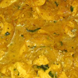 Black Pepper Chicken Curry