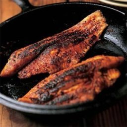 Blackened Fresh Fish