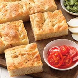 Blitz Bread: No-Fuss Focaccia