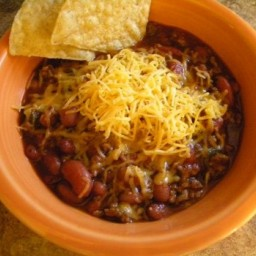 Blue Ribbon Chili