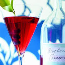 Blueberry Cinnamon Liqueur