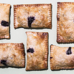 Blueberry-Lemon Hand Pies
