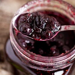 Blueberry-Lemon Jam