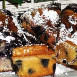 Blueberry Muffins (Betty Crocker)