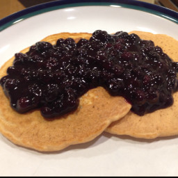 Blueberry Orange Compote