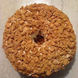 Blums Coffee Crunch Cake