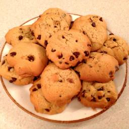 Bob's Chocolate Chip Cookies (Cake-ies)