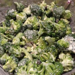 Bodybuilder Broccoli Salad