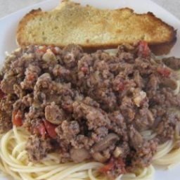 Bolognese Meat Sauce - Ragu Alla Bolognese