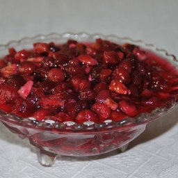 Brandied Cranberries (Hazel's variation)