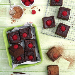Brazil nut chocolate brownies