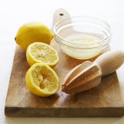 Breast of Chicken in a Light Lemon-Herb Sauce