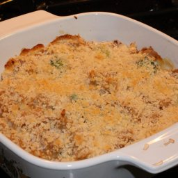 Broccoli and Pasta Casserole