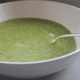 Broccoli & Arugula Soup