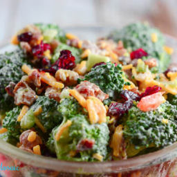 Broccoli Salad #Sunday Supper